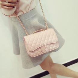 Borse a basso prezzo donne online-2018 Fashion Luxury Women Borse Single Chain Marca Mini Designer Borse per le donne Borsa a tracolla Make Up Lowest Price Flap