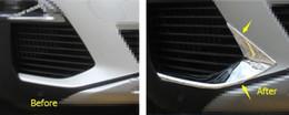 2019 cobertura de luz de nevoeiro trim Mais moda para peugeot 3008 3008gt 2017 2018 abs frente cabeça luz de nevoeiro luz de nevoeiro lâmpada sobrancelha tampa da pálpebra guarnição 2 pcs desconto cobertura de luz de nevoeiro trim