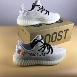 Wholesale Germany Art - New Hot Sale 350 Sply V2 Mens Womens Herzogenaurach Germany Off Running Shoes, 350 V2 White Sneakers Joint Design Sports Boots Size 36-46