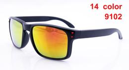 Wholesale full news - News Brand designer oculos de sol Moto GP sun glasses VR46 Ross Men Women Fashion outdoor Sports Sunglasses 9102