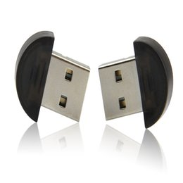 Deutschland Mini USB Bluetooth 2.0 Adapter CSR Dual Modus Wireless BT Dongle Transmitter 2.0 USB Adapter Versorgung