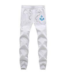 2020 calças de golfinho rosa Letra impressa Pink Dolphin Calça Casual Men Loose Women Sweat Pants Hip Hop Esporte Calças Pink Dolphin Calças 3XL T02 desconto calças de golfinho rosa