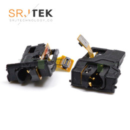 2019 pièces de câble de casque SRJTEK A + ORIGINAL Audio Jack Flex Câble pour HUAWEI P10 Ecouteur Casque Plug Pièces De Rechange promotion pièces de câble de casque