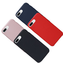 Silicone Cases Liquid Rubber Waterproof Solid Original Colors Soft Slippy Cover Case Slim Case For iPhone X Iphone 6 7 8 iPhone 6 7 8 Plus Coupon