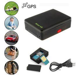 2019 système d'alarme moto gps Fcarobd Mini A8 GPS Tracker Locator Voiture En Temps Réel Enfants Pet GSM GPRS LBS Tracking Adaptateur Avec Bouton SOS