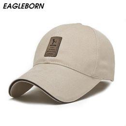 2018 EAGLEBORN snapback women Brand Fashion Baseball Cap for Men Women  Cotton Casual Hats Men Golf Logo casquette bone gorra 2b31e9a366e4