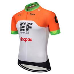 2018 EF Education First pink Men ciclismo transpirable de secado rápido verano deporte exterior bicicleta de montaña ropa bicicleta MTB camisa 111212Y desde fabricantes