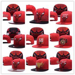 Gorras exclusivas online-2018 Snapback Caps snapbacks Diseño personalizado exclusivo Marcas red Cap men women Gorra de béisbol ajustable de golf casquette sombreros Gorra de béisbol