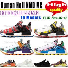 Argentina Pharrell Williams Solar Hu NMD zapatillas para hombres zapatos 2018 Originals zapatillas de moda para mujeres carreras baratas para hombre Holi Sports Shoes F cheap cheap trail running shoes Suministro