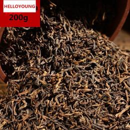 Wholesale Green Tea Original - C-PE084 Chinese yunnan original Puer Tea 200g health care tea ripe pu er puerh tea Green food
