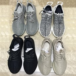 Wholesale Black Leather Accessories - 2018 Boost 350 V1 Turtle Dove Running Shoes Supply Kanye West Shoes Accessories Sports Running Shoes Pirate Black Moonrock TopSportMarket