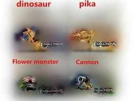 Торговые карты игры английское издание аниме карты настольные игры карты 324 шт. / лот эволюции детские игрушки от