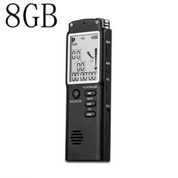 Huiton Voice Recorder 8 Gb Mini Usb Digital Audio Voice Aufnahme Mp3 Player Aufnahme Stift Digital Voice Recorder