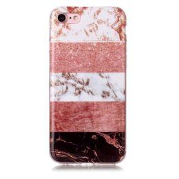 Para Sony Xperia L1 L2 XA2 para RedMi 4X Moda Funda TPU IMD suave Cubierta de mármol Híbrido Natural Silicona Piedra Piedra Celular Skins 2018 Nuevo desde fabricantes