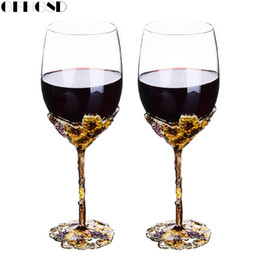 2019 свадебные тосты GFHGSD Champagne Glass Flutes Perfect for Wedding Gifts, Set of 2,  Crystal Toasting Flutes and Wine Glasses QAZ1030 скидка свадебные тосты