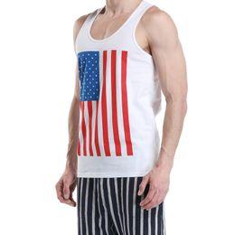 Camisetas sin mangas para hombre blanco online-SEOBEAN NUEVO Mens Camuflaje Hot Sleeveless Chaleco Tank Top Tee camisetas color blanco