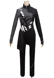 YURI on ICE Katsuki Yuri Eros Black Performance Costume Cosplay da