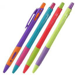 Wholesale Roller Material - 4 Pcs Ballpoint Pen 0.7mm Material Escolar Office Accessories Writing Pen Office School Supplies High Quality Mb Roller