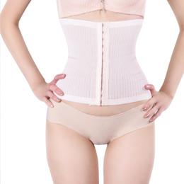 Wholesale Weight Loss Body Wraps Wholesale - 2016 Newest Women Stomach Shapers Waist Shaper Body Shaper Women Underwear Seamless Weight Loss Stomach Wrap Tummy Control Belt