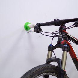 2019 пластиковые велосипедные педали Малый размер велосипедов парковка сцепление стенд MTB дорожный горный велосипед чистый силиконовый гель прочный противоскользящие стены парковка стойки держатель