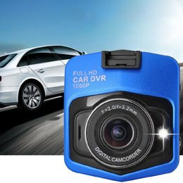 Wholesale Car Driving Video Recorder - NOYOKERE New2.4 Inch LCD Screen Driving Recorder Car DVR Night Vision Mini Camcorders Camera Video Dash Cam Dashcam Vehicle