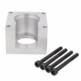 Wholesale Cnc Nema 23 Motors - Nema 23 Stepper Motor Aluminum Mount Clamp Bracket For CNC Engraving Machine