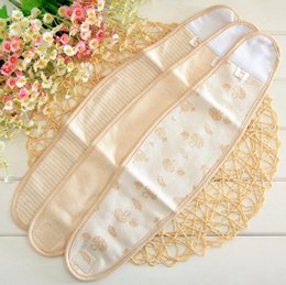Wholesale Brand Guard - Baby Belly Bands Baby Bellyband Soft Baby Belly Button Protector Band Soft Navel Guard Girth Belt