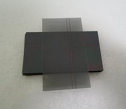 Lcd rétro-éclairage en Ligne-Remplacement polariseur polarisation lcd polarisation film polarisant pour iphone 5 6 7 8 X plus