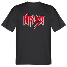 Ария T-shirt, Aria groupe de heavy metal russe Kipelov Кипелов 2018 Haute qualité Casual manches courtes Marque Hommes T-shirt ? partir de fabricateur