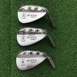 2019 cuñas de golf 1 unid Golf Club Miura K-Grind Miura Wedges 1957 Forge Wedge 52 56 60 Golf club head Cover Envío gratis cuñas de golf baratos