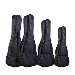 gitarren-tasche schulter Rabatt Guitar Instrument Pack Wasserdichte Tasche Plus Baumwolltasche Schulter Tenor Profesionales Gitarrenrucksack 21 Zoll / 24 Zoll / 26