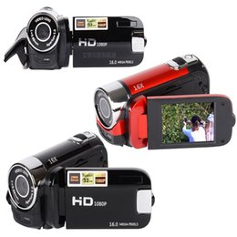 "2.7 ""TFT LCD 16MP DV-100 CMOS Sensor Cámara digital HD 720P Cámara de video digital 16x Videocámaras digitales mini DV DV MOQ: 15PCS desde fabricantes"