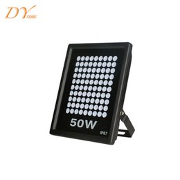 Wholesale Outdoor Casting - Die-casting Aluminum Alloy Outdoor Super Bright 50W LED Flood Light IP67 Waterproof Flood Light