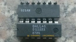 electronic components line Australia - Free shipping DS1222 ,14 dual-in-line needle DIPelectronic components, integrated circuit chips ,IC,,Electronic components