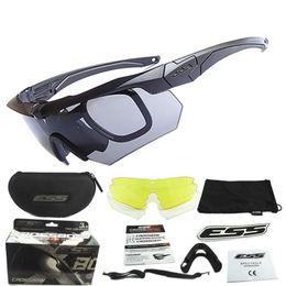 2019 ess armbrustgläser Professionelle Polarized Radfahren Brille Ess Crossbow Fahrrad Lässige Brille Outdoor Sports Fahrrad Sonnenbrille UV400 Mit 3 Objektiv TR90 Freies DHL günstig ess armbrustgläser