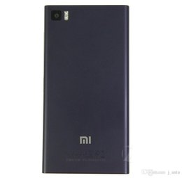 "Wholesale Miui Rom - 100% Original Xiaomi Mi3 Qualcomm Quad Core 2GB RAM 16GB ROM 5"" Miui V5 1080p 13mp Camera GPS 3G WCDMA Xiaomi Phone"