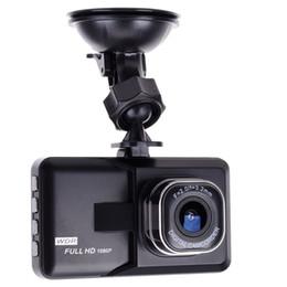 Wholesale Gps Camera Parking Sensor - 3.0 inch screen Full HD 1080P Car DVR mini Vehicle Dash car Camera Cam Recorder Video Registrator Parking Recorder G-sensor