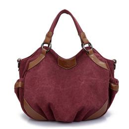 a15f77ecd77bb Heißer verkauf leinwand frauen messenger bags weibliche berühmte marke  umhängetaschen designer damen große totes hobo handtasche bolsos mujer