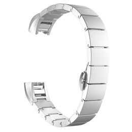 fitbit new watch Coupons - NEW Wirst Band For Fitbit Alta   alta HR Stainless Steel Replacement Band Wrist Strap fitness tracker activity Sports Watch