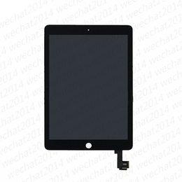 display ipad air lcd Sconti 5PCS Nuovo LCD Display Touch Screen Digitizer Assembly per iPad Air 2 spedizione gratuita