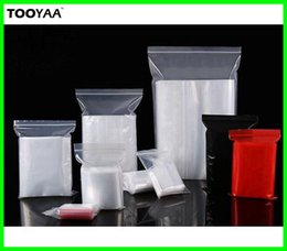 Wholesale Jewelry Settings Use - 100Pcs Set Transparent Self Adhesive OPP Bag Clear Plastic Poly Packing Bags Used for Cell Phones Jewelry Food Clothes Many Different Sizes