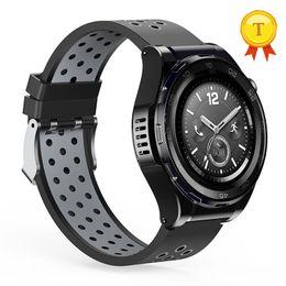 gps wifi smartwatch 2018 - Smart watch MTK6737 with SIM card WiFi camera GPS watch RAM 1GB+ROM 8GB support heart rate monitor music player smartwatch