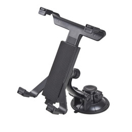 Wholesale Tablet Gps Ipad - New Universal PC GPS Car Windshield Back Seat Headrest Table Mount Tablet Holder For iPad 2 3 4 5 Tablet Stand