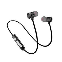 Écouteur design universel en Ligne-Vente chaude X3 Bluetooth Écouteur Avec Micro Casque Sans Fil Conception Magnétique Sweat proof Sport Stéréo Running Écouteurs