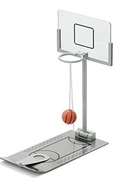 fun science gifts Coupons - Basketball Game Mini Tabletop Portable Travel or Office Game Set for Indoor or Outdoor Fun Sports Novelty Toy or Gag Gift