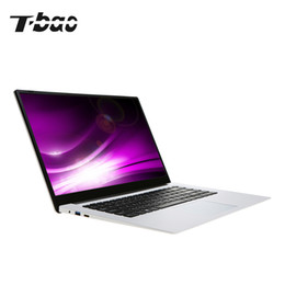 "Wholesale Computer Screens For Laptops - T-bao X8S Business Laptop Gaming Notebook PC 15.6"" inch 1080P ISP Screen 2.20GHz 6G 64GB for Intel N3450 Win10 Computer Tablets"