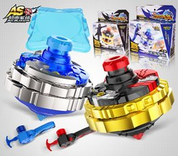 Canada Beyblades Metal Fusion Hurricane spirit 3 Toy Magic 2 gyro super changement guerre divin feu dragon rouge luxe combat roi set Beyblades Offre