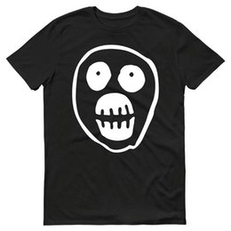 crossfit gifts Canada - 2018 Crossfit T Shirts Mighty Boosh Face Mens T-Shirt Funny Retro Comedy Hitcher Classic Gift Summer Style Casual Clothing