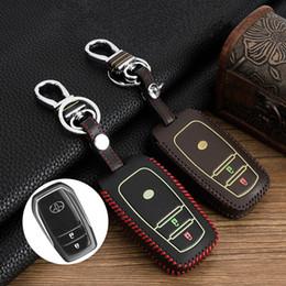 2019 camry remote key 2/3 botones de cubierta de la cáscara de la caja de la clave inteligente remota para Toyota HIGHLANDER / Camry / Corolla / Crown / REIZ / RAV4 / EZ camry remote key baratos