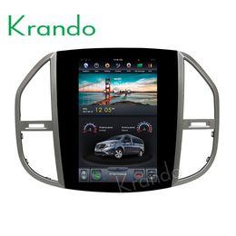 mercedes radio navigation Rebajas Krando Android 6.0 12.1